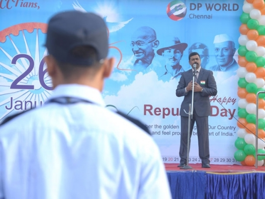 Republic Day Celebrations 2013 - 13