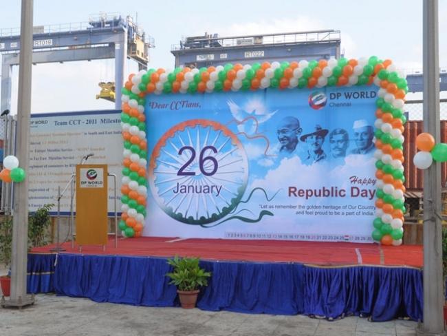 Republic Day Celebrations 2013 - 1